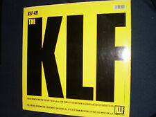 """The KLF - what time is love 12"""" remixes vinyl"""