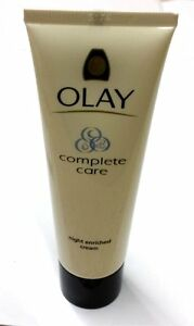OLAY Complete Care Night Enriched Cream- Dry to Normal Skin 1x50ml