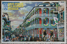 F.X. Schmid Royal Street, New Orleans Jigsaw Puzzle 3000 Pieces Complete