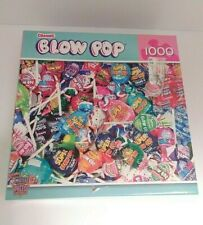 MasterPieces Charms Blow Pop 1000 Piece Jigsaw Puzzle  NEW SEALED