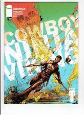 Cowboy Ninja Viking #7 2010 High Grade Chris Pratt Movie