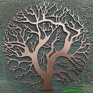 Metal Wall Art Decor Sculpture  Tree of Life