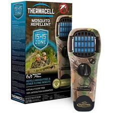 THERMACELL RealTree Xtra Mosquito Repellant +3x Mats +Cartridge - USA Ships Free