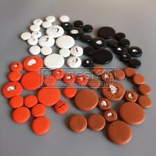 4 set Excellent clarinet pads leather great material Buffet size(4 colors)