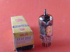 1 tube electronique PHILIPS ECH200 /vintage valve tube amplifier/NOS(55)