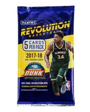 2017-18 Season Pack Basketball Trading Cards