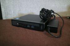 HP ProDesk 400 G1 DM Desktop Mini w/ i7-4785T @ 2.2GHz - No RAM or HDD