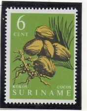 Suriname 1961 Early Issue Fine Mint Hinged 6c. 168984