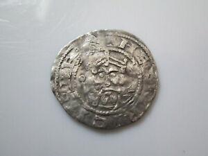 GERMANY medieval 11 century silver denar, Heinrich III1039-56 Duisburg, Dbg.316