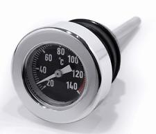 Öl Messstab Celsius Temperatur Peilstab für Harley Twin Cam Softail Thermometer