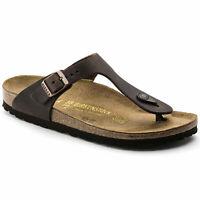 Birkenstock Gizeh Ladies Habana Sandals 38