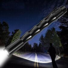 Tactical Mini Pen Pocket  XP-E R2 LED 1000LM Flashlight Torch Fine