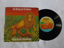 "BOB MARLEY & THE WAILERS ~ SATISFY MY SOUL ~ 1978 UK 1ST PRESS 7"" VINYL SINGLE"