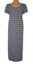 BNWT size 18  DOROTHY PERKINS MAXI DRESS in NAVY/BLACK/IVORY