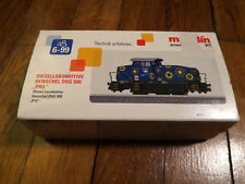 Marklin Start Up Ho 1/87 train 36502 locomotive diesel DHG 500 henschel