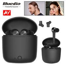 Bluedio Hi Mini TWS Wireless Bluetooth 5.0 Earphone Stereo Sport Earbuds Headset