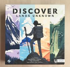 Discover - Lands Unknown - Adventure Board Game