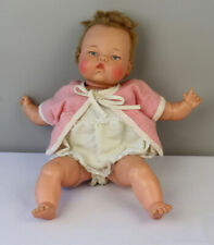 VINTAGE Doll 1960'S TINY THUMBELINA Works! IDEAL