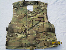 Cover Body Armour ECBA,IS,MTP,Splitterschutz Westenbezug,Multicam,Gr.170/100