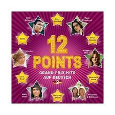 12 POINTS-GRAND-PRIX-HITS AUF DEUTSCH,VOL.2 (CLIFF RICHARD/ILANIT/+)  CD  NEU