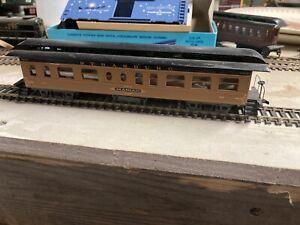 Strasburg Railroad Ho Scale Coach , Roundhouse