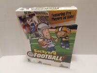 Backyard Football 2002 Pc Mac Brand New Sealed Drew Bledsoe