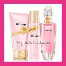Super lot nouveau parfum Avon DREAMS + déo vapo + lotion hydratante parfumée