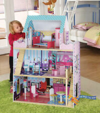 Any Room Wooden Mansion Houses for Dolls