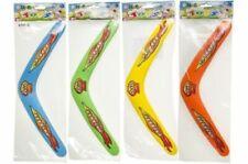 6 Stück  Bumerang 30 cm Boomerang Bummerang Kindergeburtstag Mitgebsel Geschenk