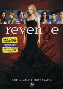NEW Revenge: Season 1 ~ Sealed w/sleeve ~  DVD