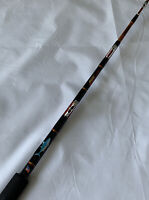 """Sabre By Penn CTS655XHAR 5'6"""" 40-100Lb Custom Made Fishing Rod Made In USA"""