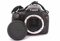 Canon EOS Rebel T3 / 1100D 12.2MP Camera - Black (Body Only) Shutter Count :1062