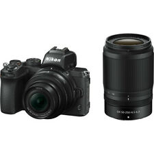 Nikon Z50 with 16-50mm and 50-250mm Lenses Kit (Multi) ship from EU meilleur