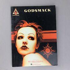 Godsmack Guitar Tab Book Sheet Music 1999