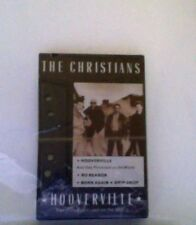The Christians Hooverville cassette single sealed!