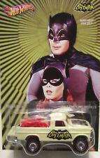 Hot Wheels CUSTOM TEXAS DRIVE 'EM Batman-Adam West Tribute Real Riders 1/25 Made