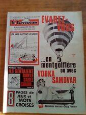 LE HERISSON n°1840 - 1981 - HUMOUR - AERONAUTES - CRAZY HORSE - LUCIENNE BOYER