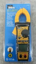 🌟🎈 Ideal 61-737 Multimeter Ac Dc Voltage Ohm 400A Clamp Meter Free Ship🎈🌟
