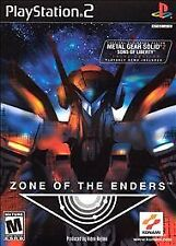 Zone of the Enders (Sony PlayStation 2, 2001)