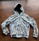 Marc Ecko x Star Wars Rare Hoth Hoodie All Over Comic Print White/Brown Used