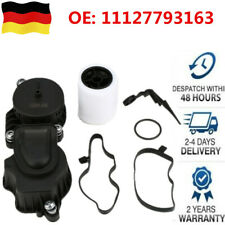 KURBELGEHÄUSE ENTLÜFTUNG ÖLABSCHEIDER Für BMW 5 er E39 525d 530d M57 11127793163