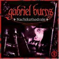"GABRIEL BURNS ""TEIL 5 - NACHTKATHEDRALE"" CD NEW!!"