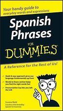 Spanish Phrases for Dummies (2004, Paperback)