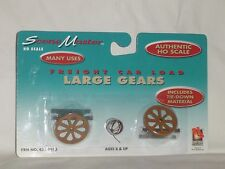 Life-Like Trains HO Scale Scene Master Freight Car Load Large Gears #433-1513