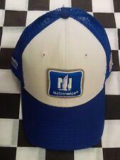 Dale Earnhardt Jr Junior #88 Nascar Ball Cap Hat New Nationwide Blue & White