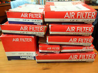 UNIPART Air Filter, Rover, part no. GFE 2481,see listing for models