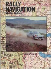 Rally Navigation by Holmes 1977 Vauxhall Chevette on cover