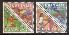 Suriname Zbl Nr 1075/1078   Postfris.