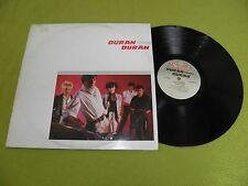 Duran Duran - 1st Album - RARE 1981 Israel Promo No Barcode LP ! Unique Label !