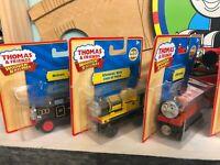 Edward Rheneas Giggling Troublesome Trucks THOMAS & FRIENDS TRAIN WOODEN RAILWAY